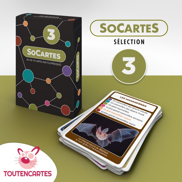 SoCartes sélection 3