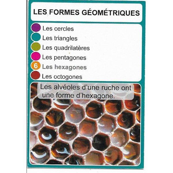 Les formes géométriques2 - DIY - SoCartes est un jeu de société pour les enfants