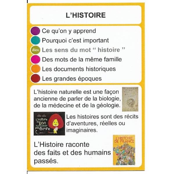 L'Histoire2 - DIY - SoCartes est un jeu de société pour les enfants