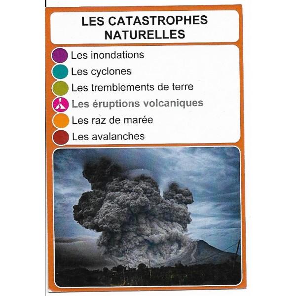 Les catastrophes naturelles2 - DIY - SoCartes est un jeu de société pour les enfants