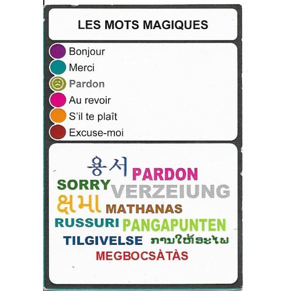 Les mots de la politesse2- DIY - SoCartes est un jeu de société pour les enfants