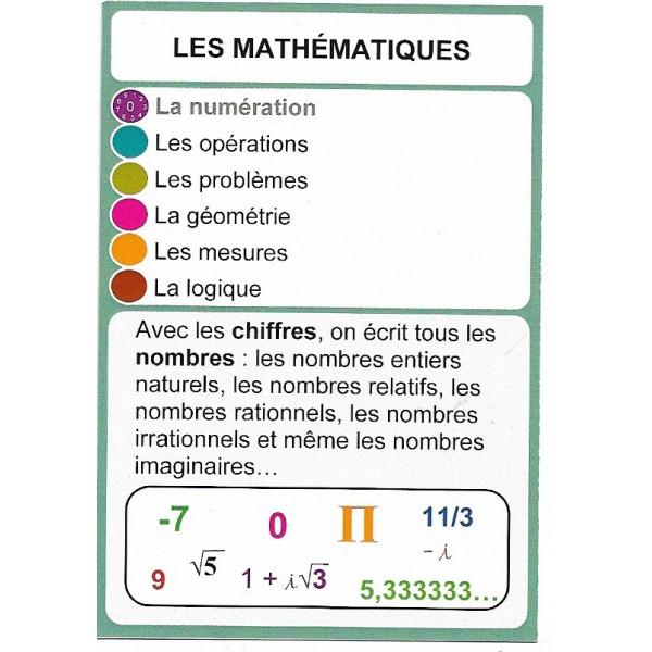 Les mathematiques1- DIY - SoCartes est un jeu de société pour les enfants
