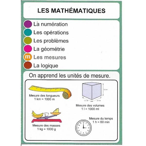 Les mathematiques2- DIY - SoCartes est un jeu de société pour les enfants