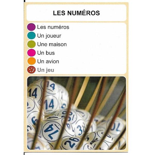 Les numéros1- DIY - SoCartes est un jeu de société pour les enfants