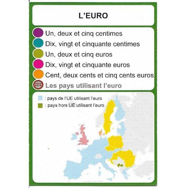 L'euro1- DIY - SoCartes est un jeu de société pour les enfants