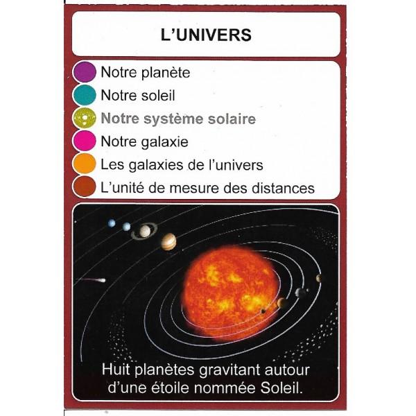 L'univers2- DIY - SoCartes est un jeu de société pour les enfants