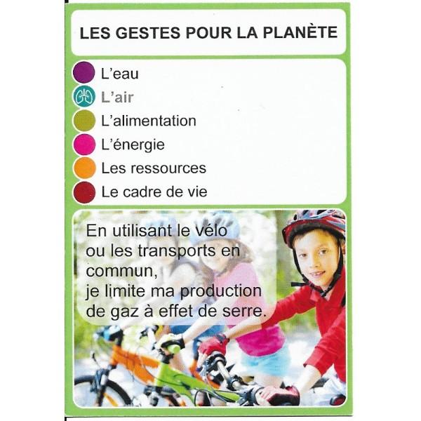 Les gestes pour la planète2- DIY - SoCartes est un jeu de société pour les enfants
