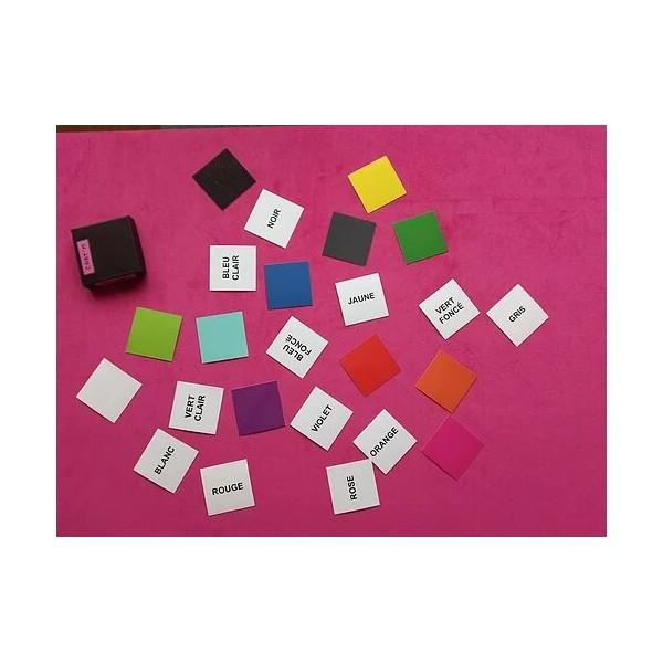 Cart'M Couleurs 3-1 DIY - SoCartes est un jeu de société pour les enfants