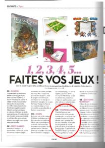 Presse Toutencartes Magazine Vivre Bordeaux